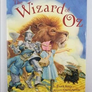 KID STORY THW WIZARD OF OZ KID BOOK